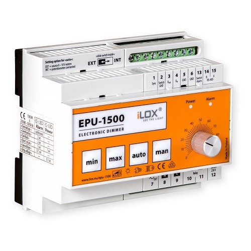 epu 1500 overview